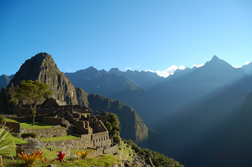 Machu Picchu picture by thecsman