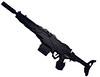 Rifle/Sniper (Battledog) Tags: life lego rifle 11 weapon sniper sized