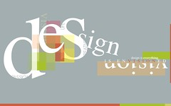 Designer Wallpaper - Design is