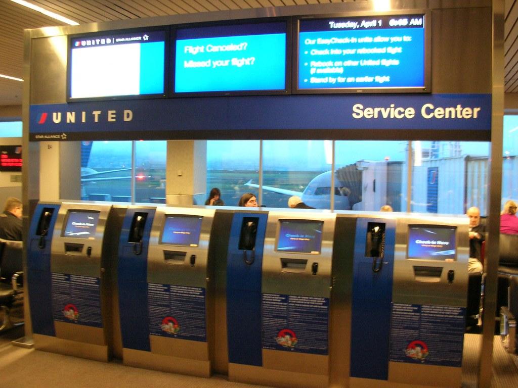 United service centre