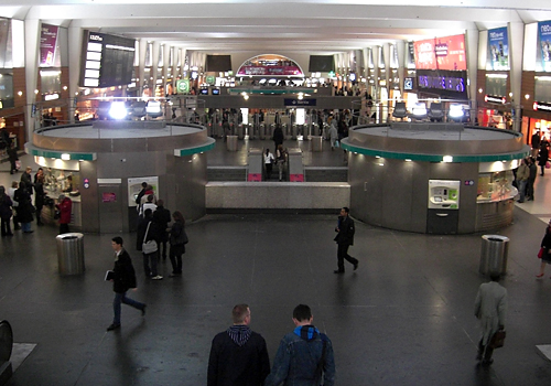 RER Défense