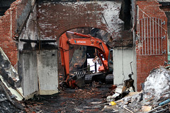 080405 120 (Richard Rhal Roy) Tags: city canada fire quebec military qubec mange feu militaire incendie cmwdorange