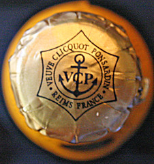 Squircle - Veuve Clicquot Champagne Bottle