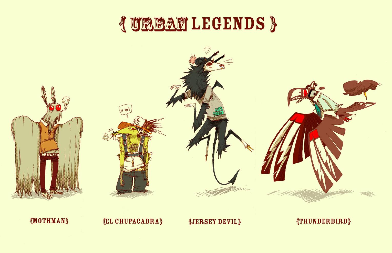 Urban Legendz - Legendary E.P