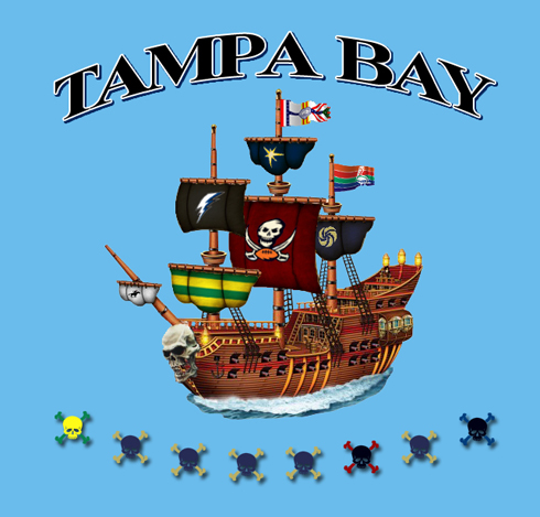 [TAMPA BAY] A Shout-Out To All The Tampa Bay Franchises