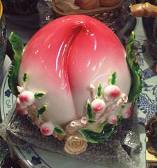 This Peach Looks Like a Vulva.