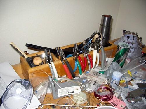 World Of Mess - Workbench