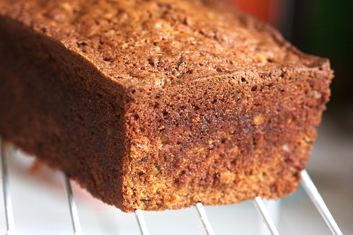 Zucchini Sweet Potato Bread