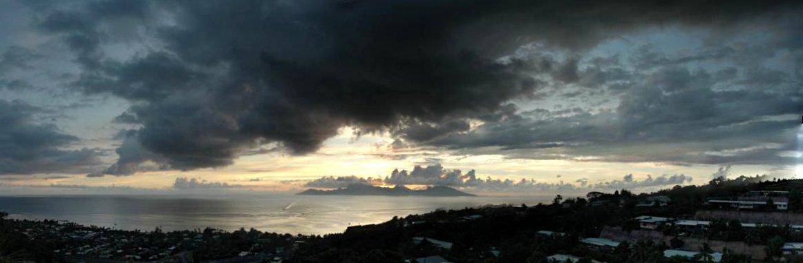Moorea Panorama