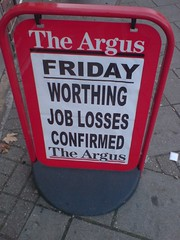 Worthing job losses confirmed
