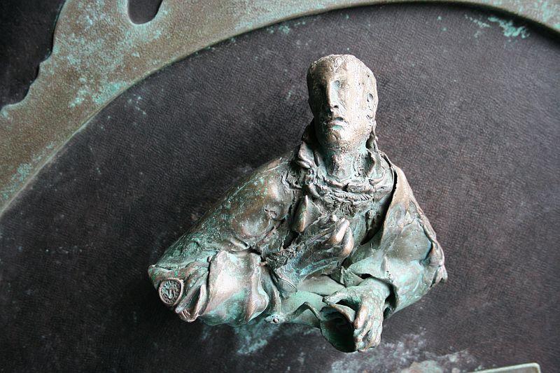 Porto Venere - Church Door 4