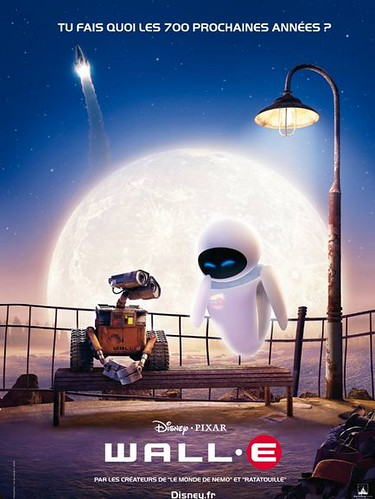 Cinéma de campagne et WALL-E dans EN TERRE ELFEÏQUE (LIMOUSIN)