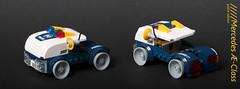 Mercedes Æ-class (Shamisenfred) Tags: car lego futur police mercedes