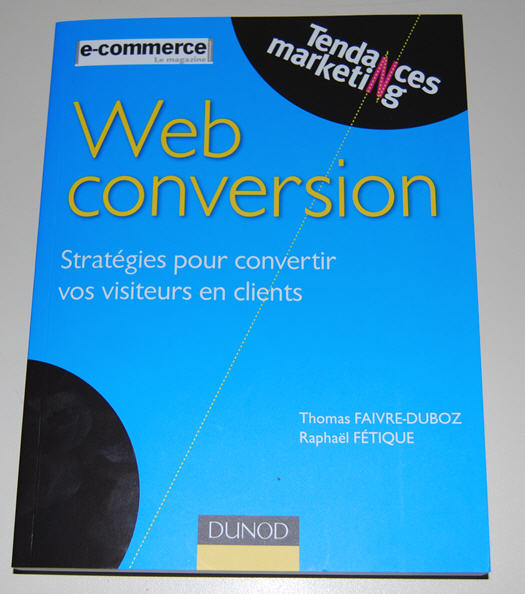 web conversion le livre