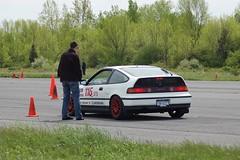 DSC_9866 (*Your Pal Marnie) Tags: car race honda si racing crx solo autocross autox scca 70300 sead senecaarmydepot