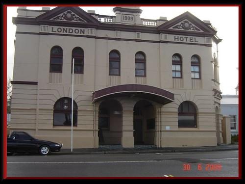 London Hotel ,Albany,Western Australia