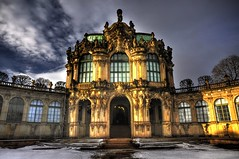 Zwinger Dresden (msdstefan) Tags: pictures trip travel vacation sky white holiday museum clouds germany deutschland dresden zwinger downtown king pics urlaub saxony himmel wolken palace best sachsen altstadt oldtown rtw palast hdr nicest knig superaplus aplusphoto nikond90 platinumheartaward hdraward 100commentgroup artofimages bestcapturesaoi elitegalleryaoi mygearandmepremium mygearandmebronze mygearandmesilver mygearandmegold mygearandmeplatinum mygearandmediamond