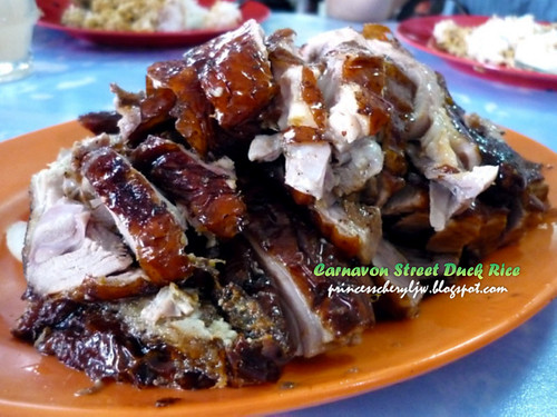 carnavon stree famous duck rice 02