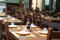 La buona tavola (andreacloud7) Tags: ristorante tavoli
