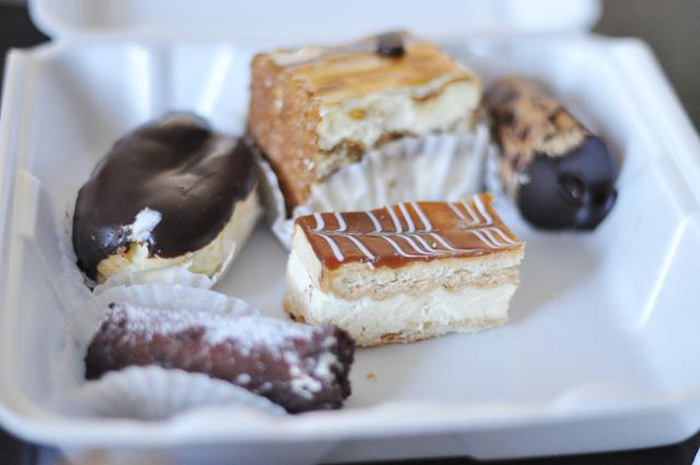 aromi pastry desserts