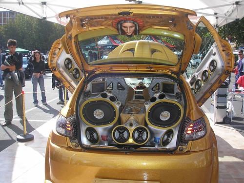 Carros con sonido