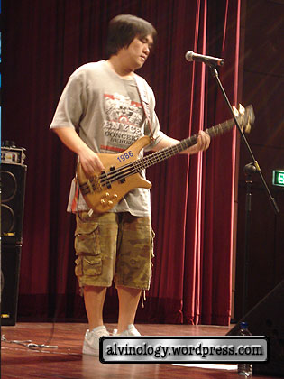 Introducing Free Night - bassist