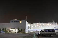 苫小牧東港フェリーターミナル