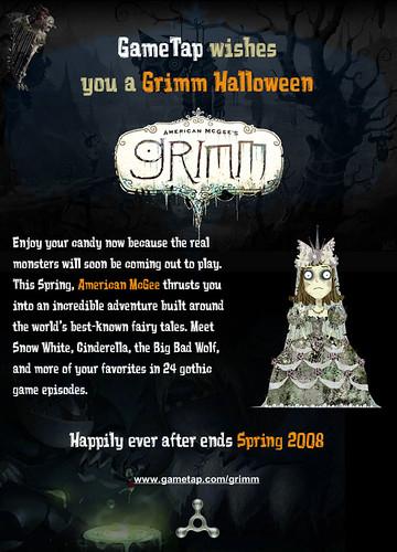GameTap Grimm Halloween_v2