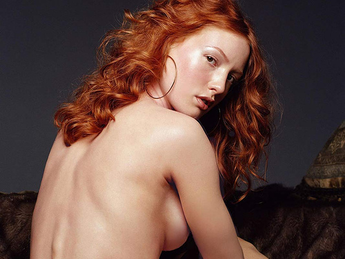 Alicia Witt Topless