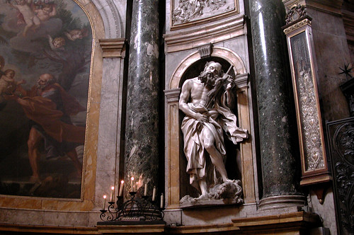 St. Jerome by Gian Lorenzo Bernini | Flickr - Photo Sharing!