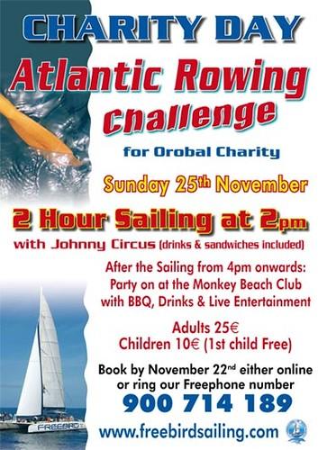 Atlantic Rowing Challenge
