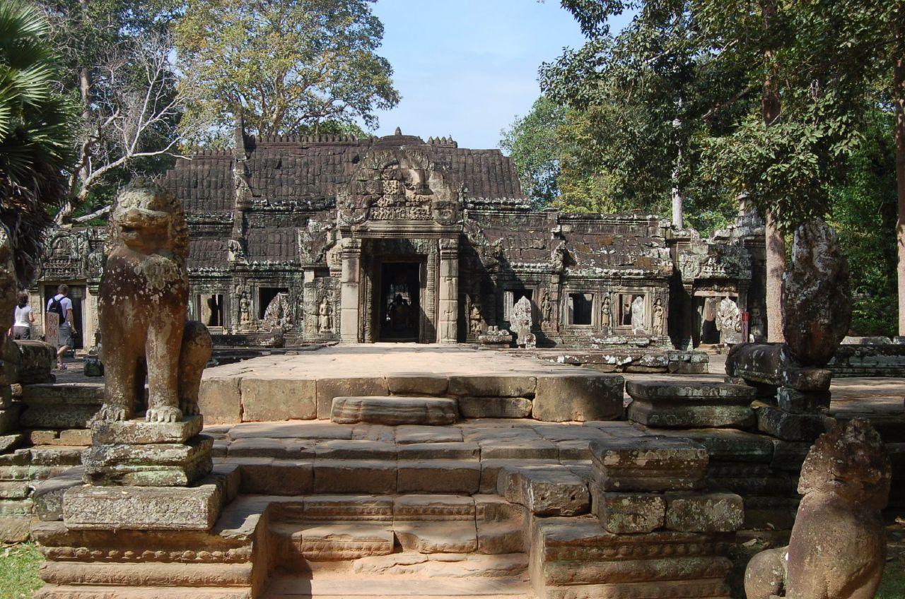 Banteay Kdei 班蒂喀黛寺