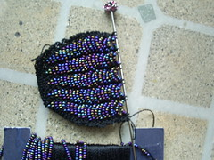 Beaded Thimble bag