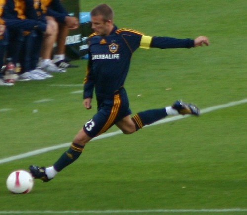 Wellington Phoenix Vs LA Galaxy - 1st December 2007