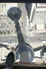 Canada; Calgary Tower (blacky_hs) Tags: shadow canada calgary tower schatten stampede
