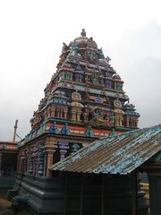 Vimanam of Varamoortheeswarar