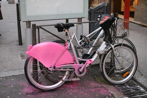 Pink velov