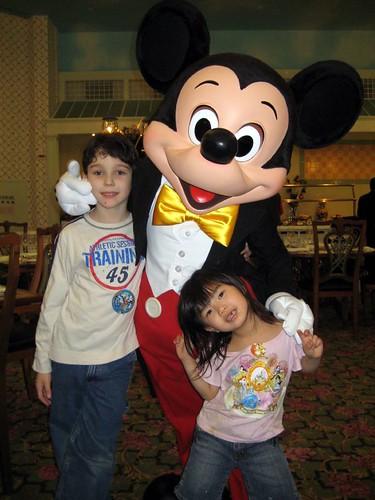 Mickey y los chamos
