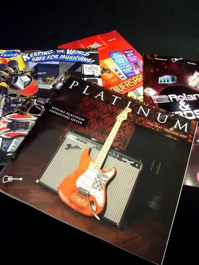 Platinum Catalog