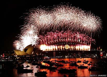 Grootste vuurwerkshow ter wereld