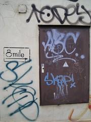 8 mile, Smichov, Prague (new folder) Tags: holiday streetart graffiti prague smichov praha abc skip 8mile rightarrow