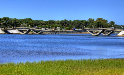 "Maldonado Bridge, Punta del Este, Uruguay | <a href=""http://www.flickr.com/photos/59207482@N07/2178149062"">View at Flickr</a>"