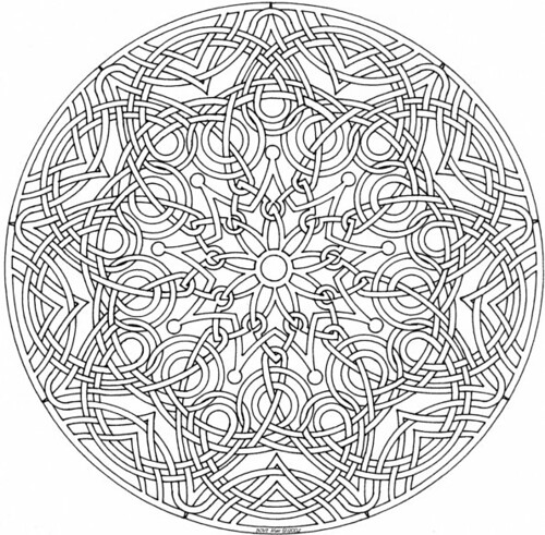 Mandalas to Color (Set)