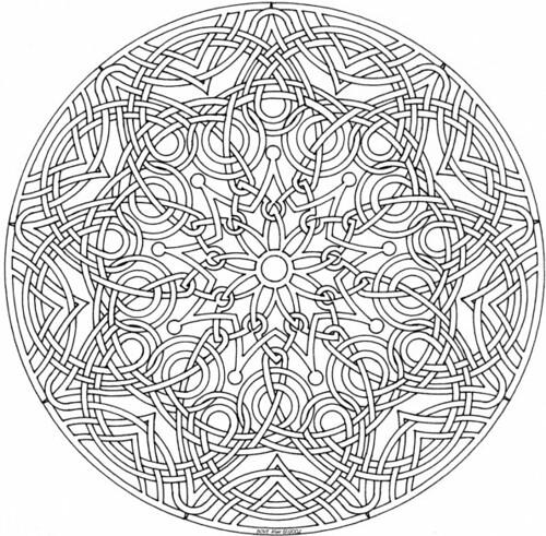 Mandalas to Color (Set)