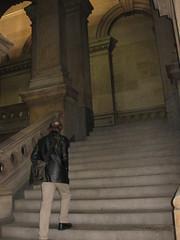 Steps (cali_librarian) Tags: philadelphia ala stonestaircase