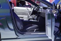 bullitt_passenger_interior (Tom Hutchins) Tags: ford car autoshow international mustang 2008 bullitt naias natio nal