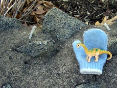Lost Things (billadler) Tags: kids toy lost washingtondc glove dcist lostandfound preschool mitten dinosour lostthings ncrc