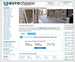 EuroCheapo.com is the ultimate go-to site for traveling in Europe! by whatsthediffblog, on Flickr