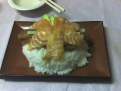 Sushi on December 23, 2007