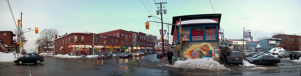 Ottawa Chinatown: Somerset & Booth.